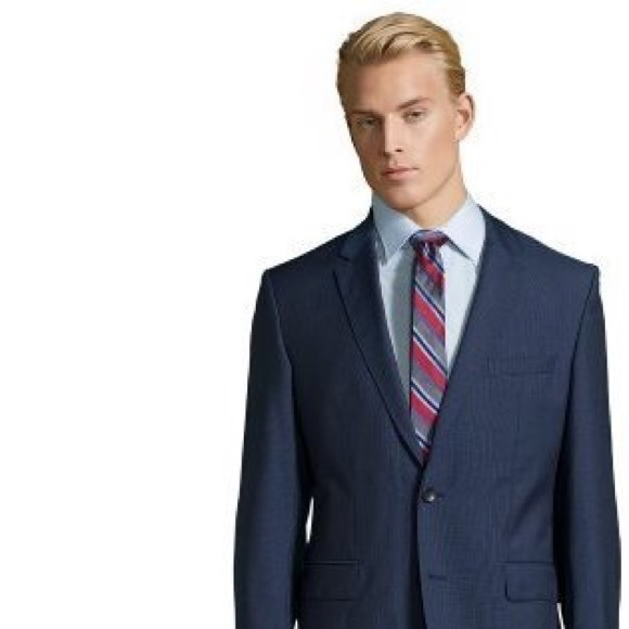 cbbca75b Hugo Boss Suits & Blazers | Mens Wool The James 3 Sharp 5 Suit ...